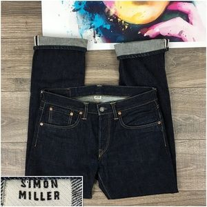 Simon Miller M003 Mens Selvedge Made in USA 32x30